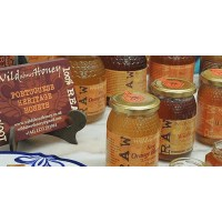 Raw Food Honing - Wild About Honey