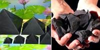 Shungite Mineralen