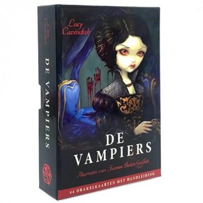 De Vampiers Orakel kaarten deck
