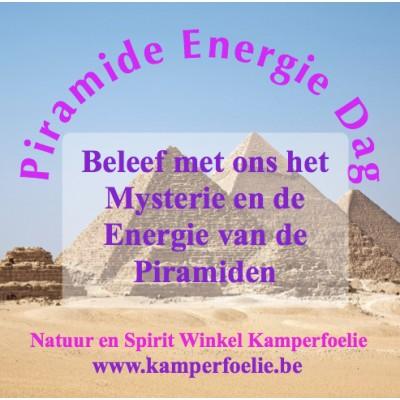 Piramide Energie Dag - Zaterdag 14 April