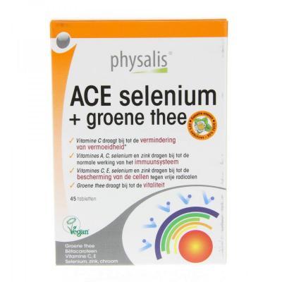 ACE Selenium + Groene Thee