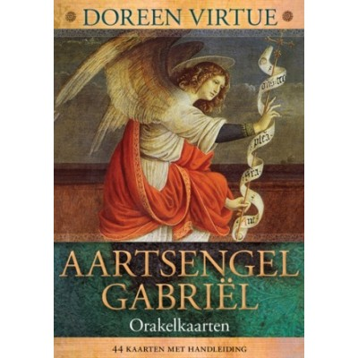 Aartsengel Gabriel kaarten - Doreen Virtue