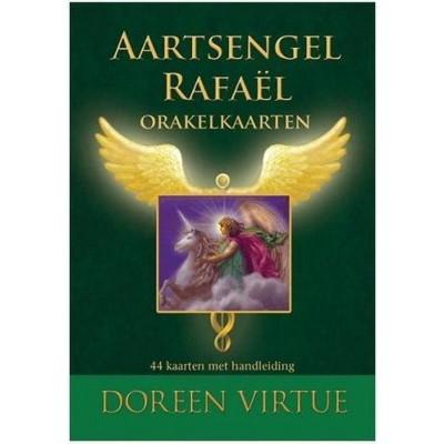 Aartsengel Rafaël Orakelkaarten Doreen Virtue