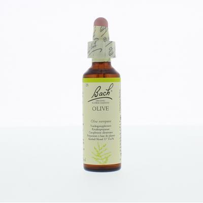 Bachbloesemremedie Olijf 20 ml