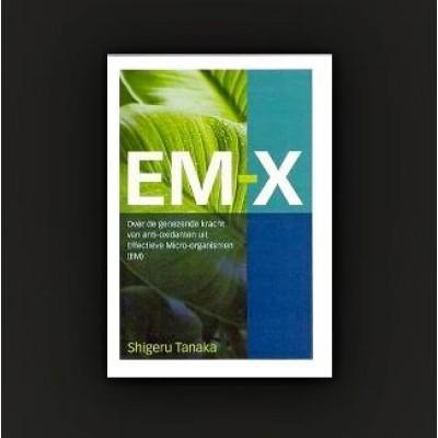 Boek EM-X Gold Dr. Shigeru Tanaka