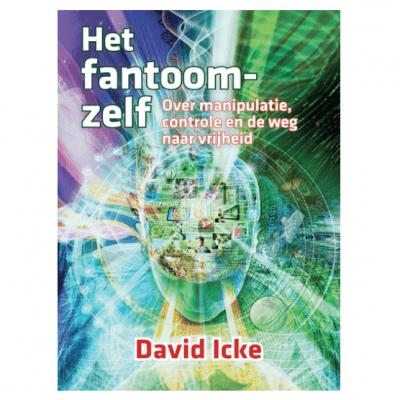 """Boek """"Het Fantoomzelf"""" - David Icke"""