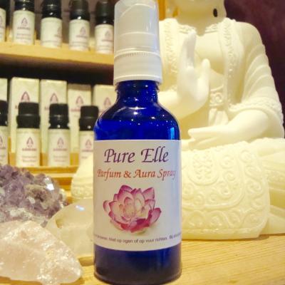 Pure Elle - Aura & Parfum spray