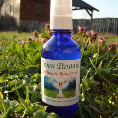 Groen Paradijs Parfum & Aura spray 50ml