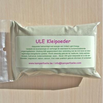 United Light Energy Kleipoeder 250 gram