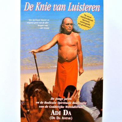 """Boek """"De knie van Luisteren"""" - Avatar Adi Da"""