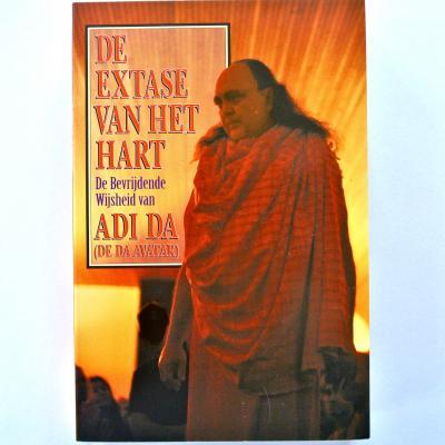 """Boek """"De Extase van het Hart"""" - Avatar Adi Da"""