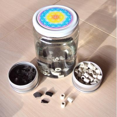 Levend Water' set shungiet 70 gr + EM pijpjes 50 gr