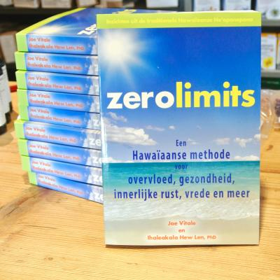 "Boek ""Zero Limits"" - Joe Vitale"