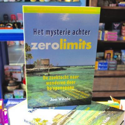 "Boek ""Het Mysterie achter Zero Limits"" - Joe Vitale"