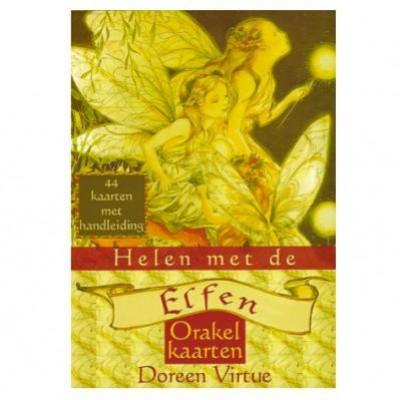 Helen met de Elfen - kaarten Doreen Virtue