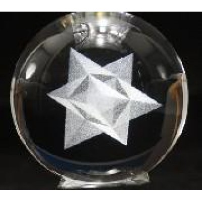 Tachyon kristal bol Merkaba