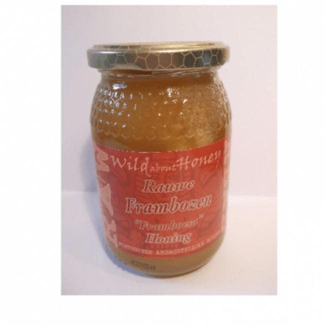 Raw Food Honing Framboos 500 gram