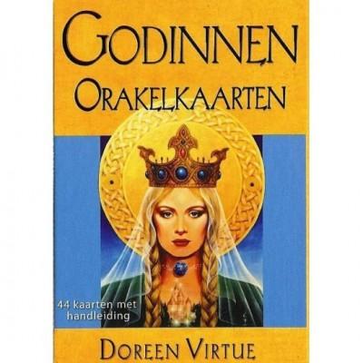 Godinnen Orakelkaarten Doreen Virtue