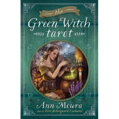 Green Witch Tarot kaarten