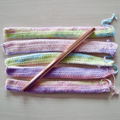 Hart Resonator Staaf met beschermhoesje regenboog kleuren