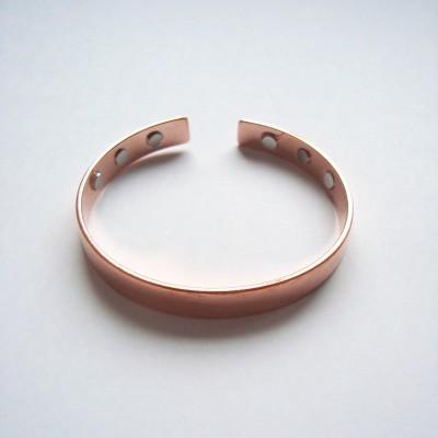 Koperen Tachyon armband