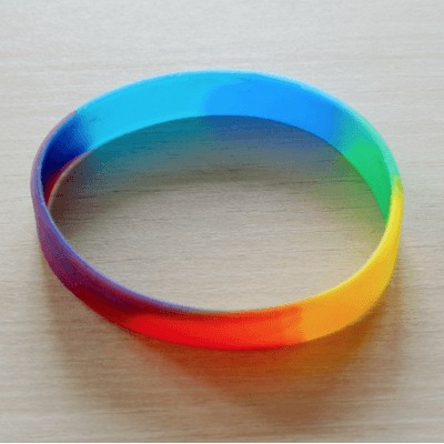 ULE Aura Bescherming Armband Regenboog