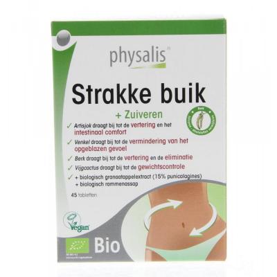 Strakke/Platte Buik Physalis 45 tabl