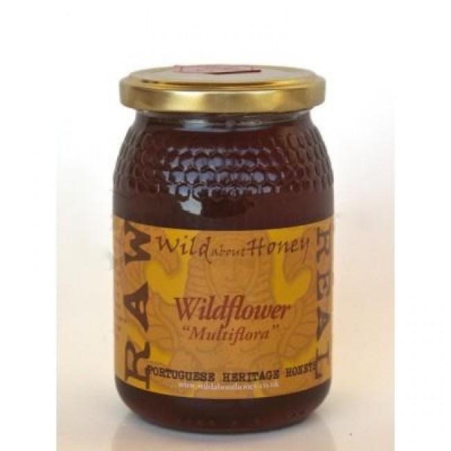 "Raw Food honing ""Wild Flower"" 500 gram"
