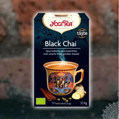 Yogi thee Black Chai