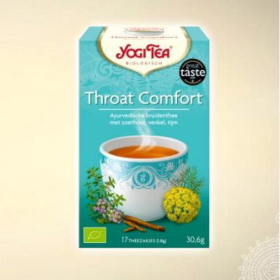 Yogi thee Troath Comfort