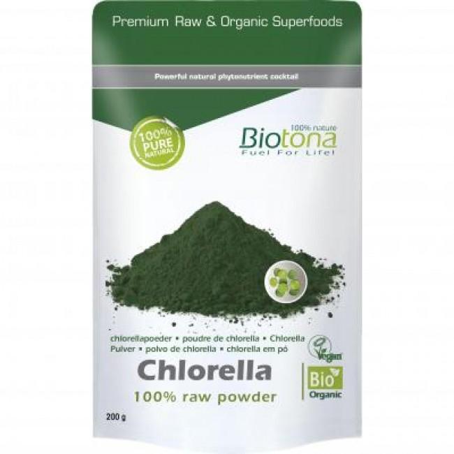 Biotona Chlorella super food 200 gram