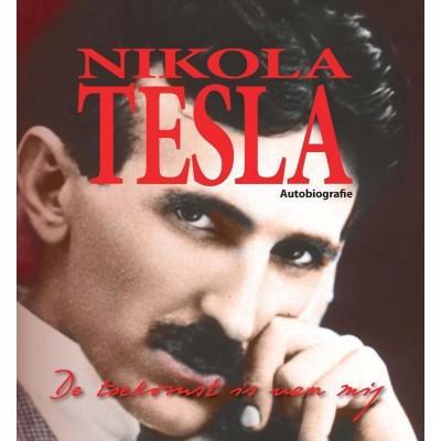 """Boek """"De Toekomst is van mij"""" - Autobiografie van Nikola Tesla"""