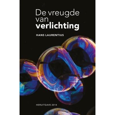 """Boek """"Vreugde van Verlichting"""" - Hans Laurentius"""