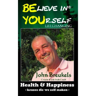 Boek Health & Happiness - John Breukels