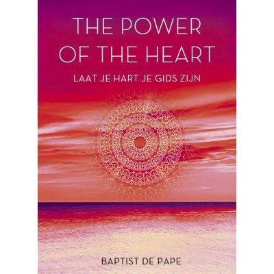 "Boek ""The Power of the Heart"" - Baptist de Pape"