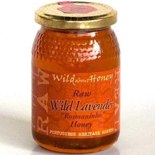 Raw Food Honing Wilde lavendel 500 gr