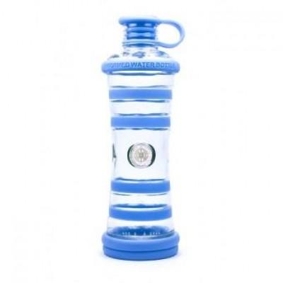 i9 Waterfles Blauw