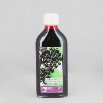 Vlierbessensiroop Marma 200 ml