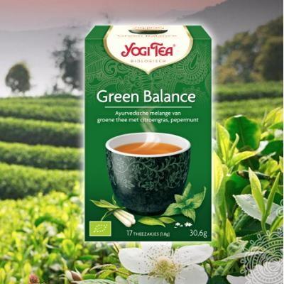 Yogi thee Green Balance